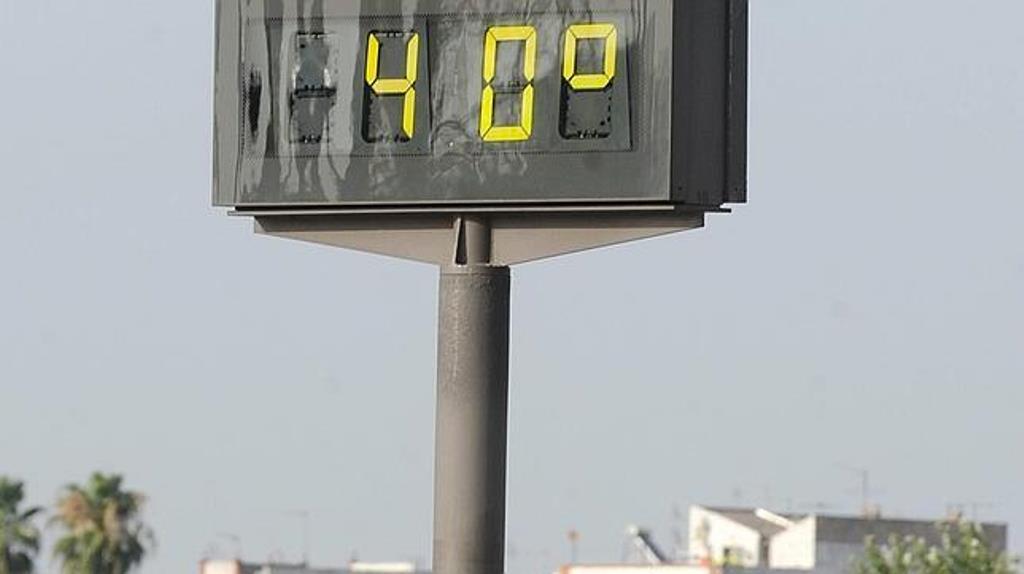 La provincia de ciudad real en alerta naranja con 40 for Cocinar a 40 grados