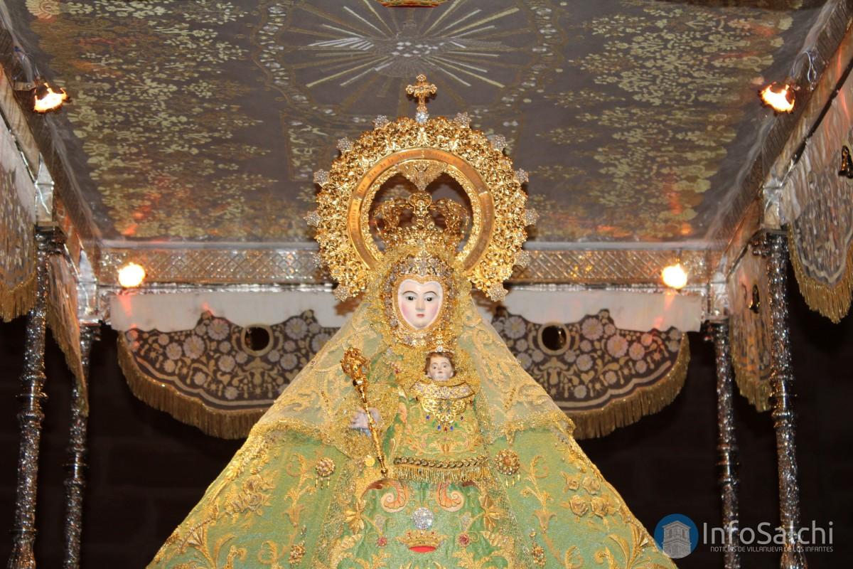 Galería de imágenes: Procesión de la Virgen de la Antigua 2017