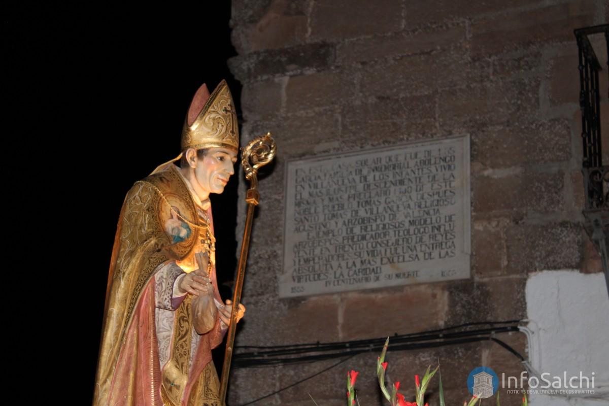 Galería de imágenes: Procesión de Santo Tomás de Villanueva 2017